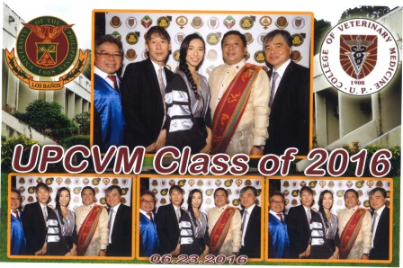フィリピン卒業式