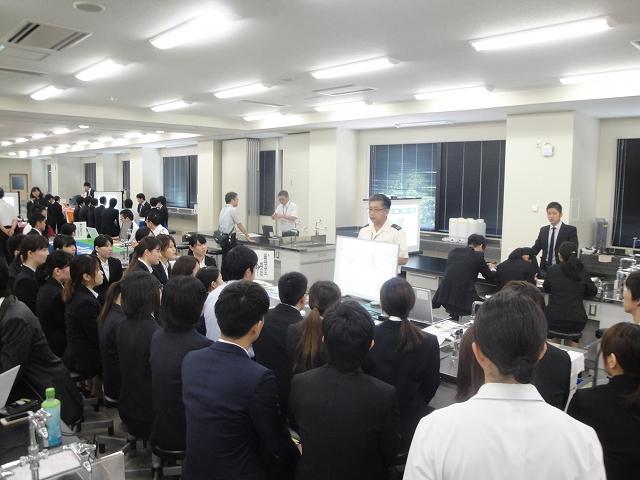 平成29年薬剤師の仕事説明会1