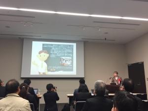 受賞者講演会(九州保健福祉大学)