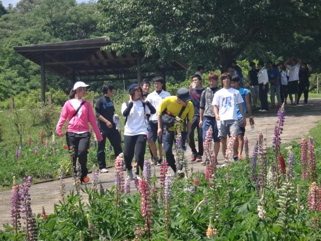 H28ウォークラリー植物園①.JPG